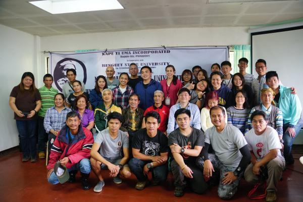 2018菲律賓咖啡產業實習